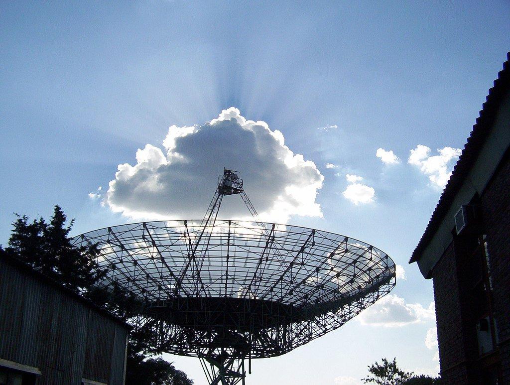 ¿Qué es la radioastronomía ?